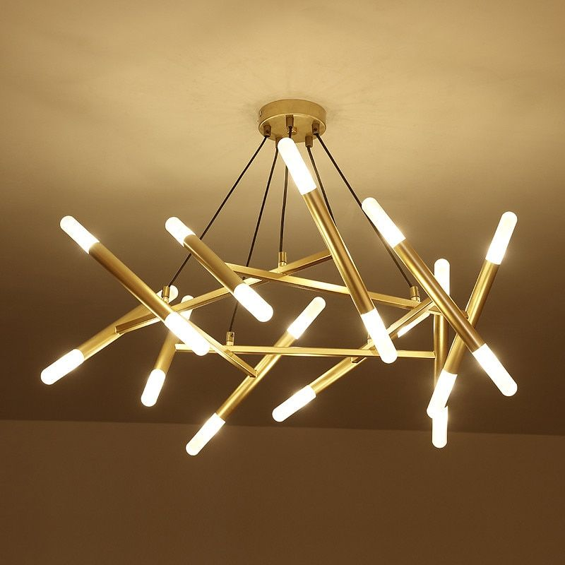 Livewin Modern Led Chandelier Large 80cm width Kitchen Lamp lustre Lamparas Home Lighting Dining Room Suspension Luminaire