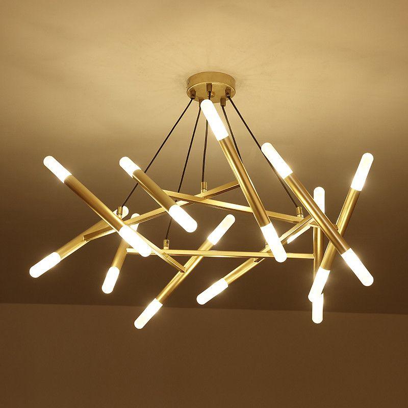 Livewin Moderne Led Kronleuchter Große 80 cm breite Küche Lampe lustre Lamparas Hause Beleuchtung Esszimmer Suspension Leuchte