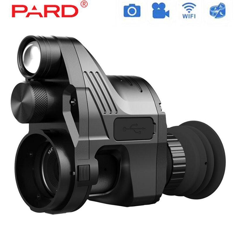 PARD NV007 200m Range Digital Hunting 850nm Night Vision Riflescope Wifi Optical 5W IR Infrared Night Vision Scope With APP
