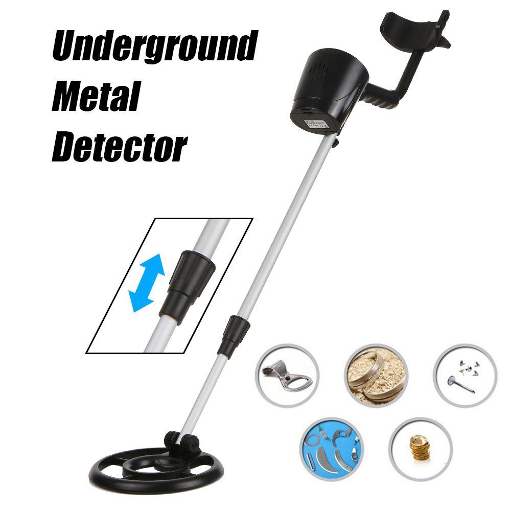 Unterirdischen Professionelle Metalldetektor Suche Schatz GC-1066 Gold-detektoren Hunter Tracker Seeker Metall Autoschlussdetektor