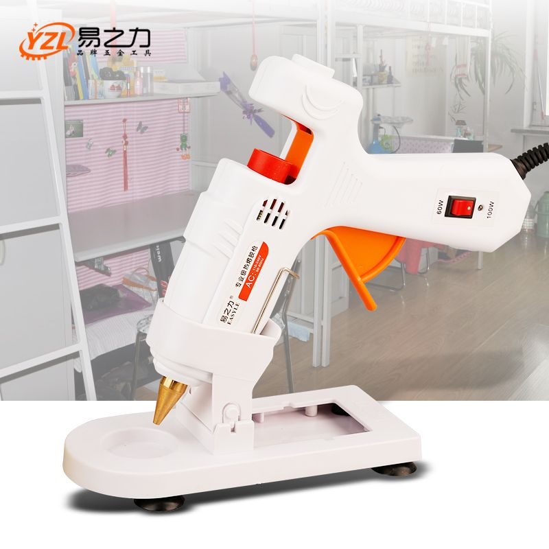 30W/40W/80W/100W Professional High Temp Hot Melt Glue Gun Graft Repair Heat Gun Pneumatic DIY Tools Hot Glue Gun
