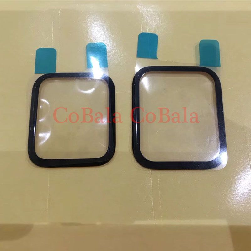1Pcs Genuine Original Touch Screen For Apple Watch Series 4 40mm 44mm LCD Outer Glass Panel Repair Replacement Part