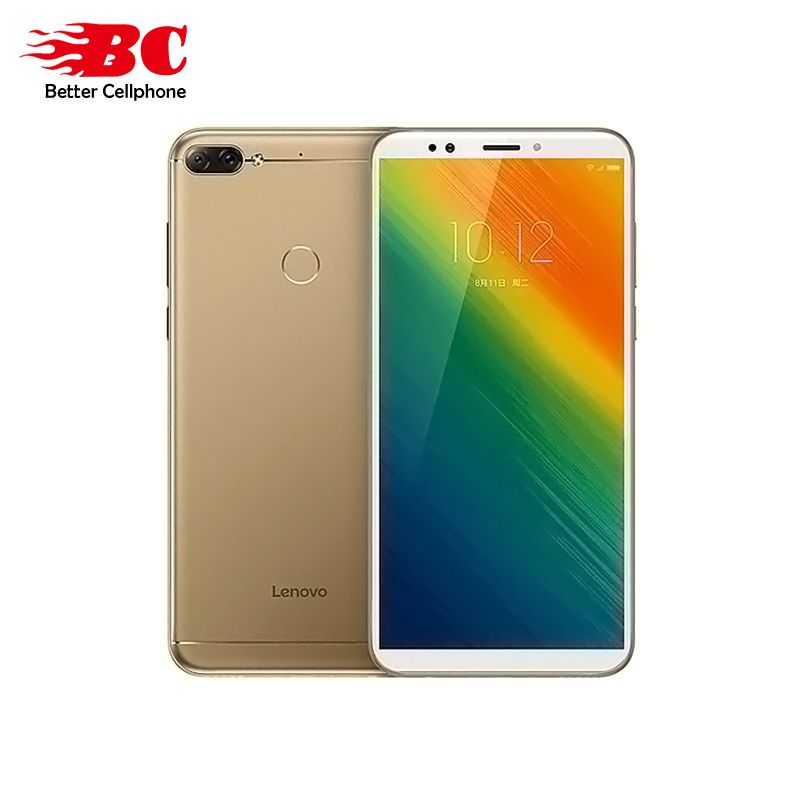 Lenovo K5 Note 4G SmartPhone 3GB RAM+32GB ROM Dual Rear Camera 16MP Snapdragon 450 Octa-Core OTG 3760mAh GPS fingerprint