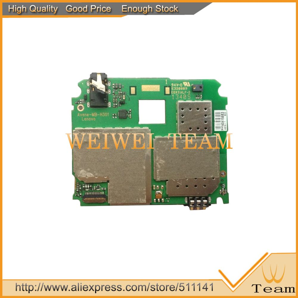 Original New Original New 100% Test Working For Lenovo A516 Motherboard Board Smartphone Repair Replacement With tracking number