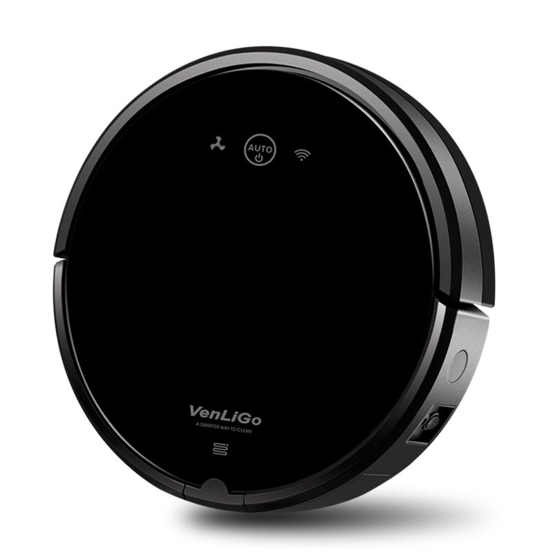 Original Smart Plan type Robotic Vacuum Cleaner for home with Wifi A6 PRO Dry and Wet ROBOT