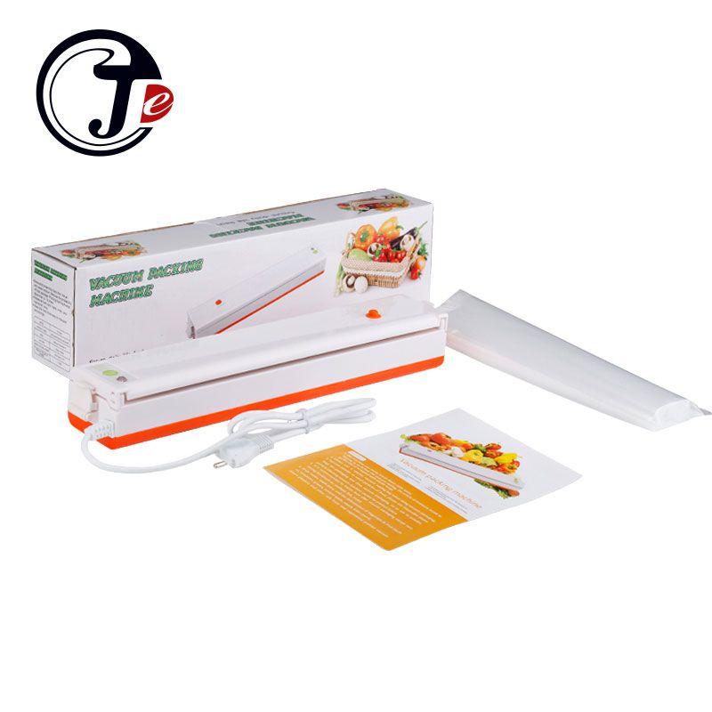 110V 220V Kitchen Vacuum Sealer Machine for Food Sealing Vacuum Food Sealers for home Vacuum Packer Packages with Free Bags