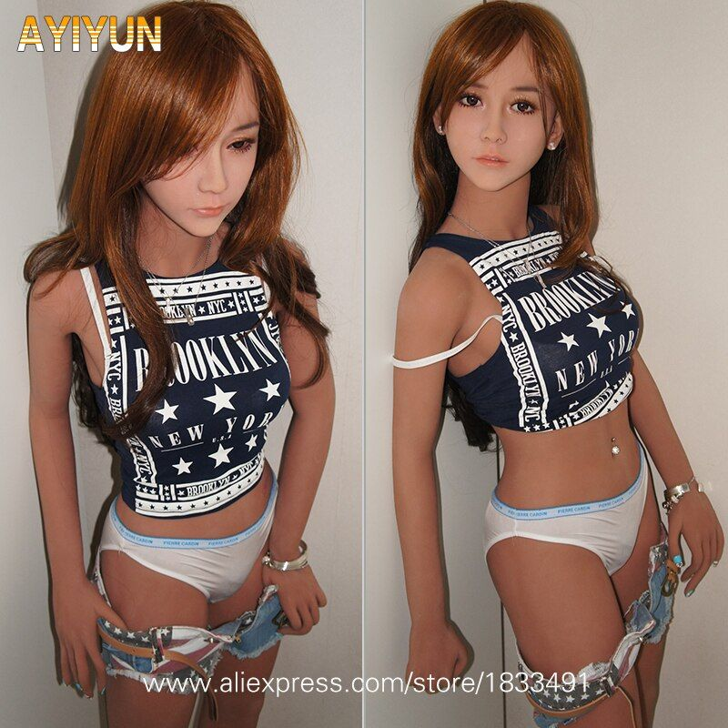 AYIYUN Top Quality Real Silicone Sex Doll Realistic Big Breast Oral Anal Vagina Adult Sex Toys Japanese Love Dolls for Men