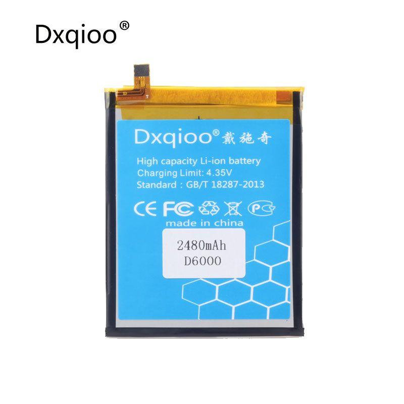 Dxqioo AAAAA + handy batterie fit für innos D6000 BAK U366074P batterien