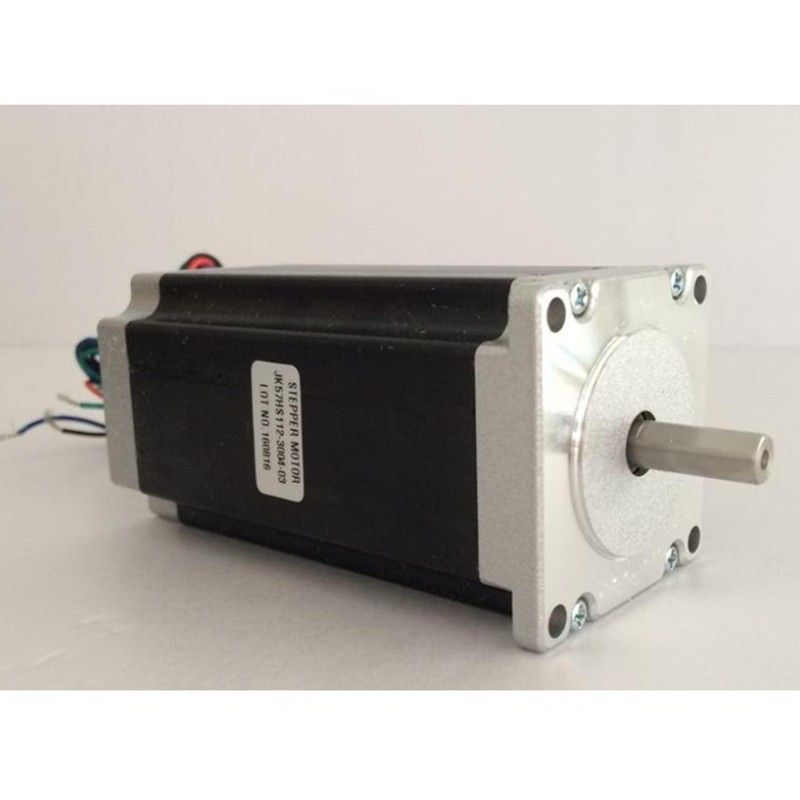 Nema23 Stepper Motor 57HS112-4204 3N.m 4.2A 4Lead Nema 23 motor 428 Oz-in for 3D printer for CNC engraving mill