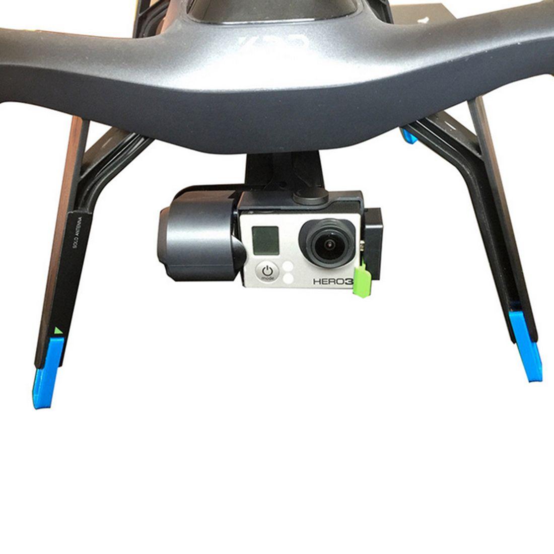 HOBBYINRC Landung Füße Leg Extensions Set Protector Erhöhen für 3DR Solo RC Drone Quadcopter FPV Kamera UAV