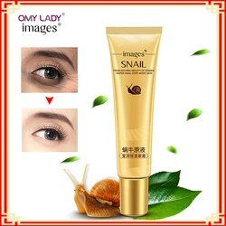 OMY LADY IMAGES Snail Eye Essence Beauty Skin Care Eye cream faced Instantly Ageless Anti Aging Anti Wrinkle Remove Dark Circle