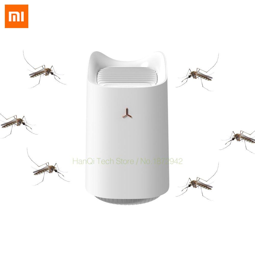 Xiaomi 3 leben Moskito Mörder Lampe USB Lade Elektrische Moskito Dispeller Strahlung-freie stille moskito mörder Für Home Garten