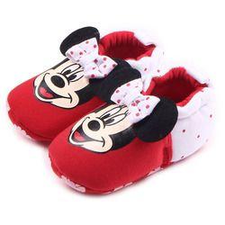 Marca Zapatos de bebé dibujos animados Mocasines recién nacido Patucos niño Zapatillas unisex casual prewalker MODA CALZADO