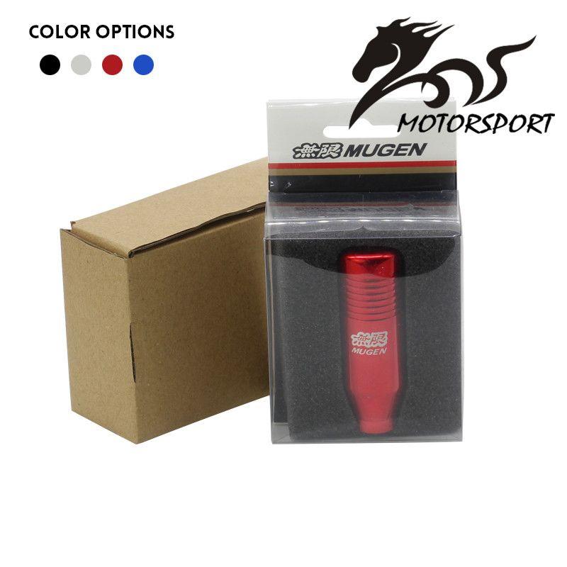 Новый Гонки Mugen Рычаги передач для автомобиля для Honda Acura toyota lexus M10x1.5 (красный/синий/серебристый/черный/Neochrome)