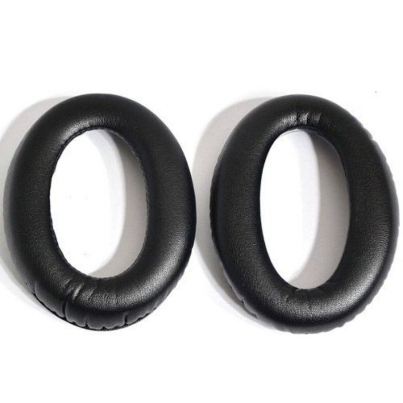 1 paire Coussinets D'oreille De Remplacement Coussin pour Sennheiser PXC450 PXC350 PC350 HD380 HD380 Pro HME95 HMEC250 Casque Casque
