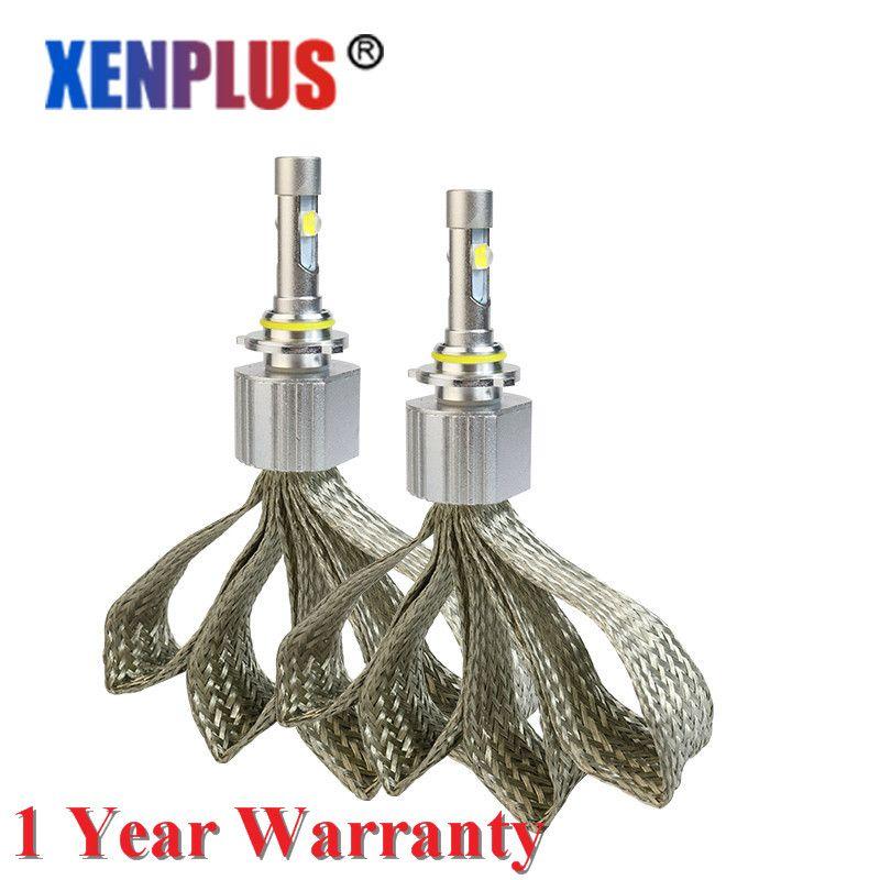 H11 ampoules Led 6000 k 55 w 6600lm XHP70 Puces L7 Voiture phares H4 H7 d2s HB3 HB4 9004 9007 Conversion Automobiles lampe pour voiture