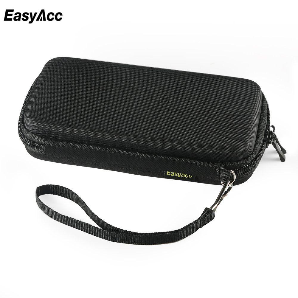 EasyAcc batterie externe sac boîtier de batterie externe pour Anker Rock USAMS Baseus 10000 mAh 20000 mAh 26000 mAh voyage Pounch