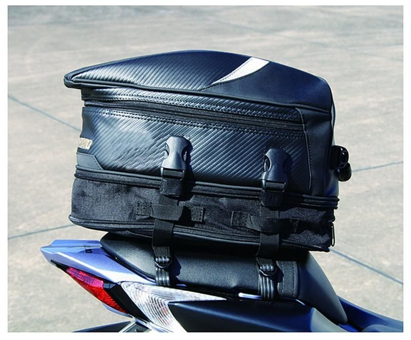 Hot Good Quality Moto Bag Waterproof Motorcycle Bags Luggage Black One For Yamaha Motorcycle Bags Free Shipping