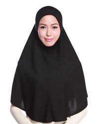 Mode Cristal chanvre hijab niqab musulman tête revêtements malaisie hijab