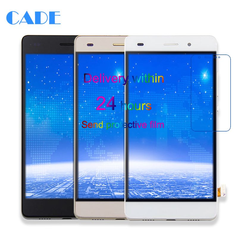LCD Display Touch Screen For Huawei P8 Lite ALE L04 L21 Mobile Phone Lcds Digitizer Assembly Replacement Parts With Tools