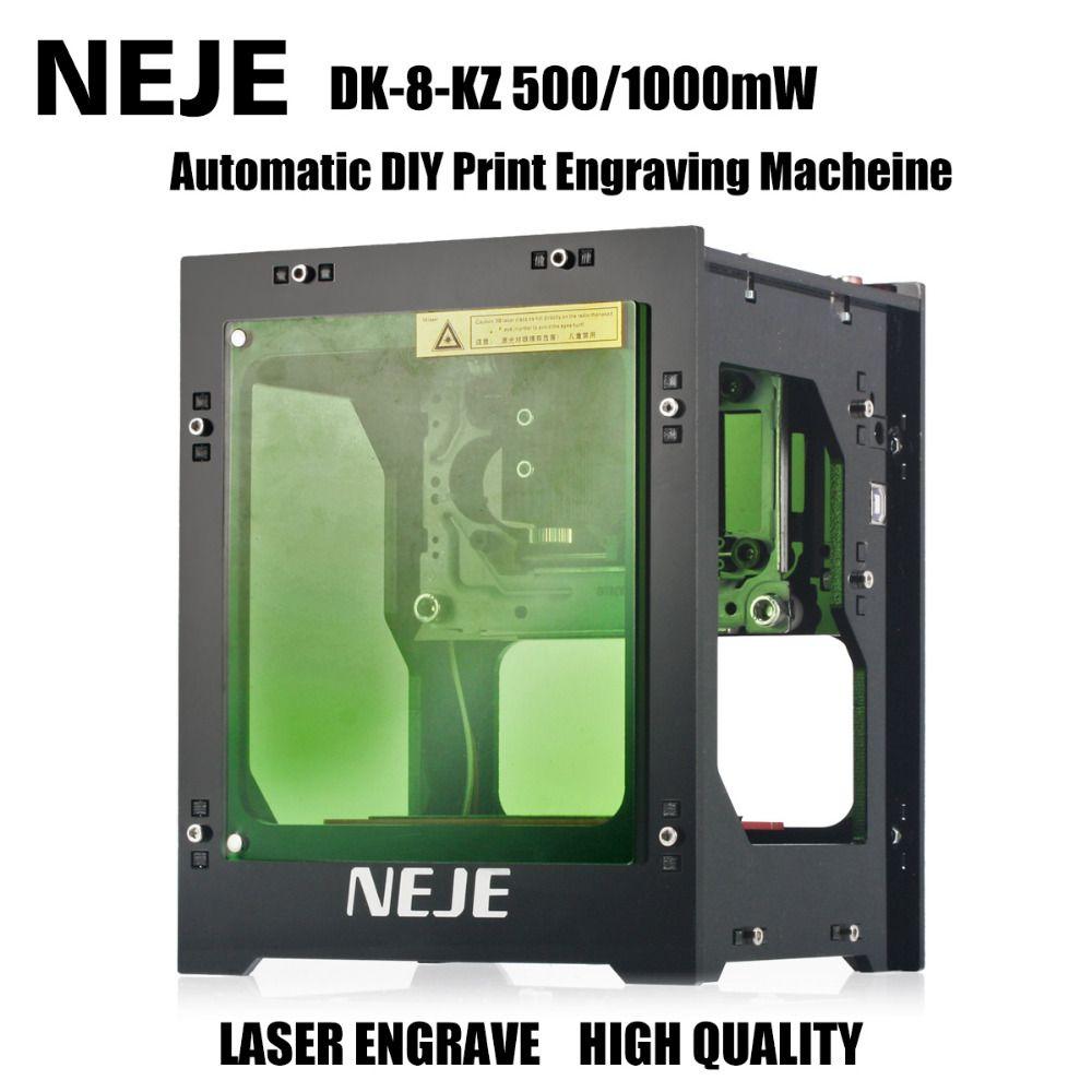 NEJE 1000mW Laser Engraving Machine Laser Cnc Crouter DIY Print 3D Engraver Engraving Machine