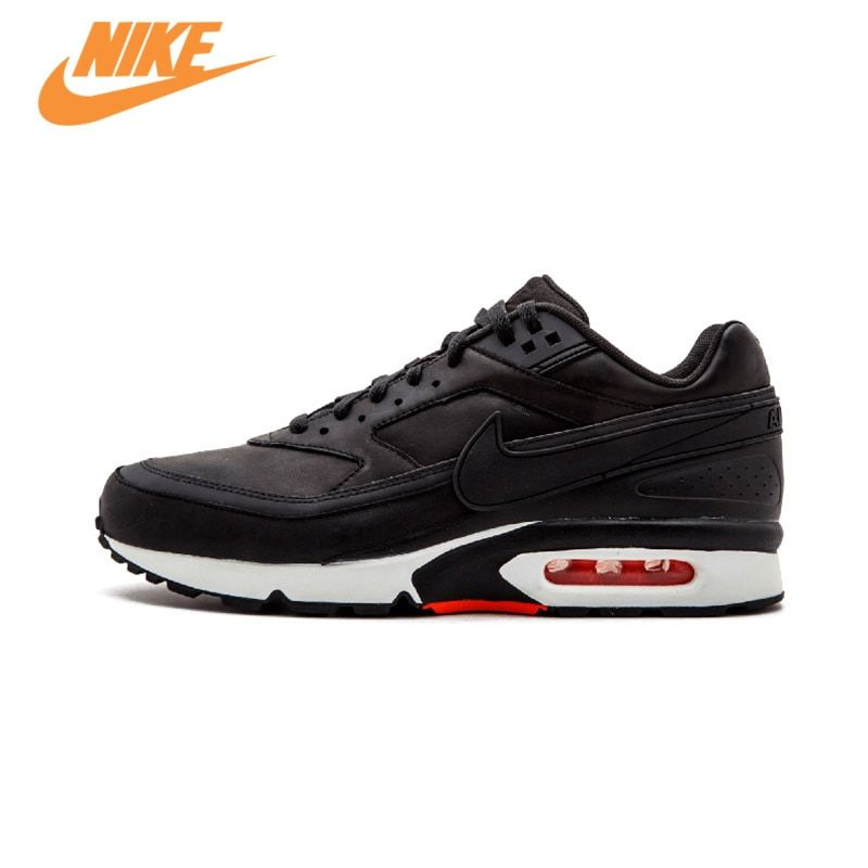 Original New Arrival Authentic Nike Air Max BW Premium Men's Breathable Running Shoes Sports Sneakers Trainers