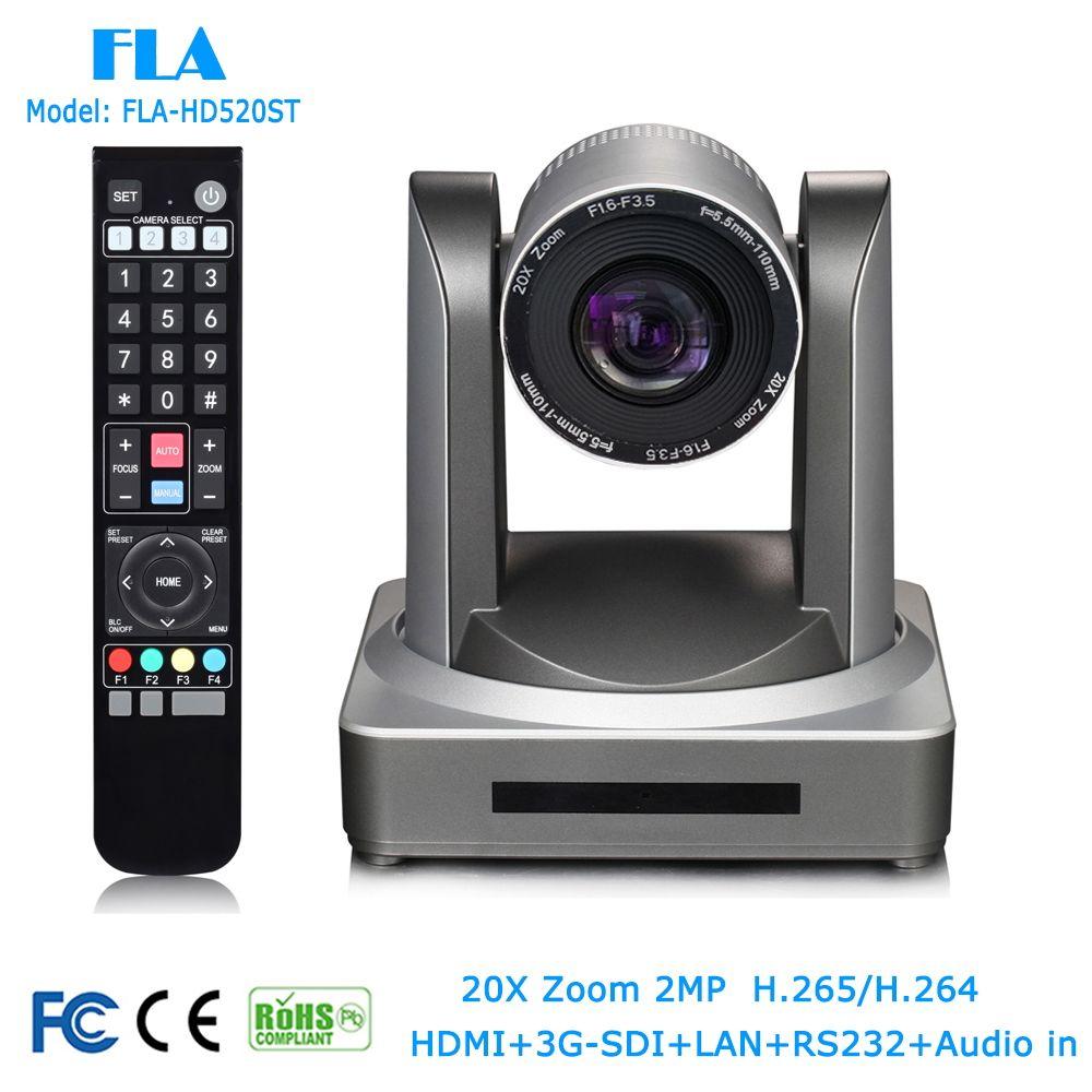 Heißer 2MP 1080 p HDSDI 3G-SDI LAN 20X HD Onvif Video Konferenz Treffen Kamera Für Tele-ausbildung, tele-medizin Überwachung System