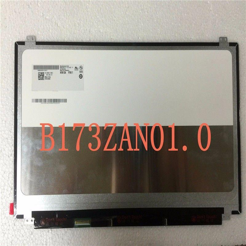 17,3 inch Bildschirm 4 Karat LCD Super B173ZAN01.0 Lcd-bildschirm 3840x2160 Wideview Dislay Für Lenovo Y70-70 Laptop led bildschirm