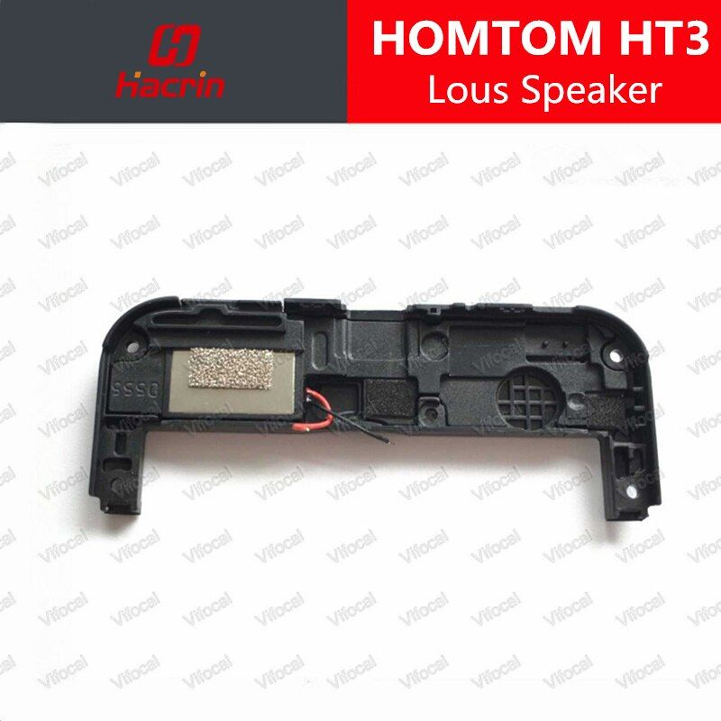 hacrin HOMTOM HT3 Loud Speaker 100% new Buzzer Ringer Accessory for HOMTOM HT3 Pro Mobile Phone Circuits