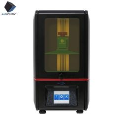 ANYCUBIC Photon 3D Drucker Plus Größe UV-LED Touchscreen Ultimative Scheibe Geschwindigkeit Inneren Desktop SLA 3d Drucker Uv Harz 3d drucker