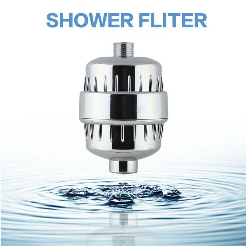 Очиститель воды коснитесь умягчитель удаления хлора фильтр для воды загрязнители фильтр для дома Ванная комната Кухня здоровья