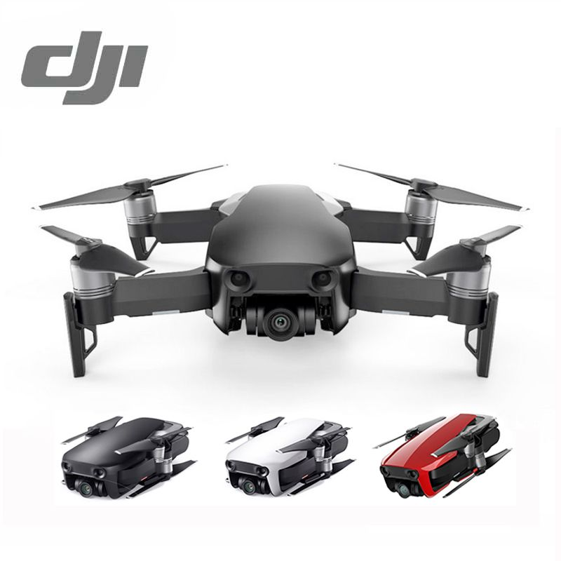 DJI MAVIC AIR Drone 3-Axis Gimbal with 4K Camera 32MP Sphere Panoramas RC <font><b>Helicopter</b></font> Black Red White ( In Stock )