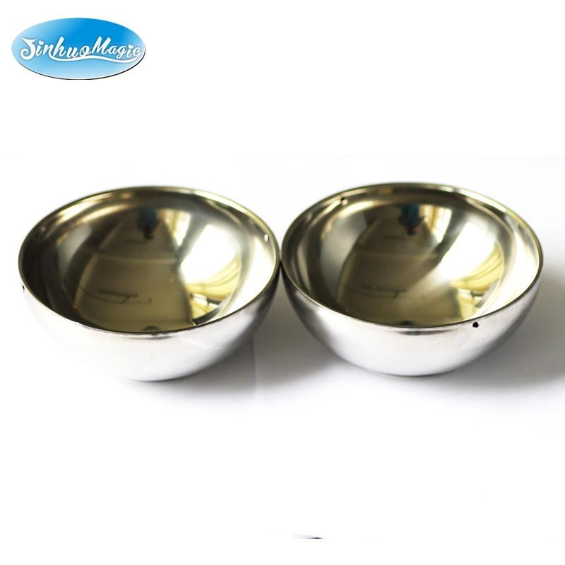 Jinhuo Magic Water Appearing From Empty Bowl Water From Above Bowl Magic Trick,accessories Close Up Magic Gimmick 1 Set