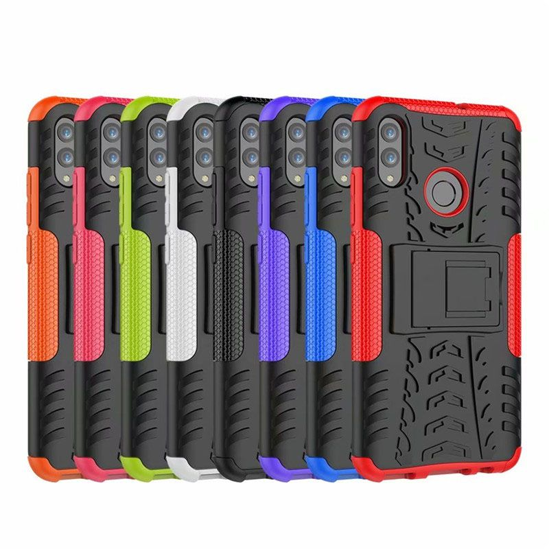 Cover PC+TPU Shockproof Case For Huawei honor 20 6X 7X 8S 6C 5C 8C Y5 Y6 9 lite mate 20 V10 Cover Heavy Duty Hybrid Armor Case