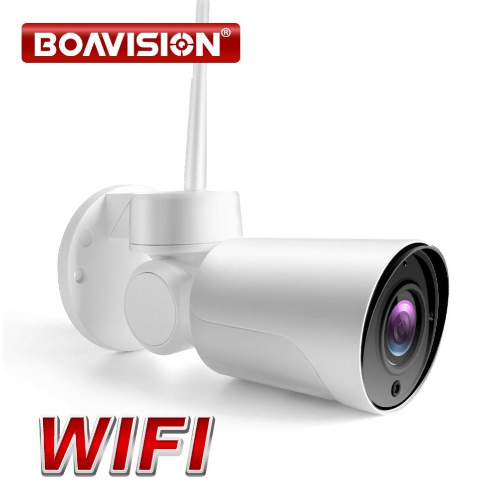 Wireless 1080P 2MP Mini PTZ IP Camera WIFI Outdoor Onvif Audio P2P CCTV Security Waterproof Bullet Camera Cam 2.7-13.5mm 5x Zoom