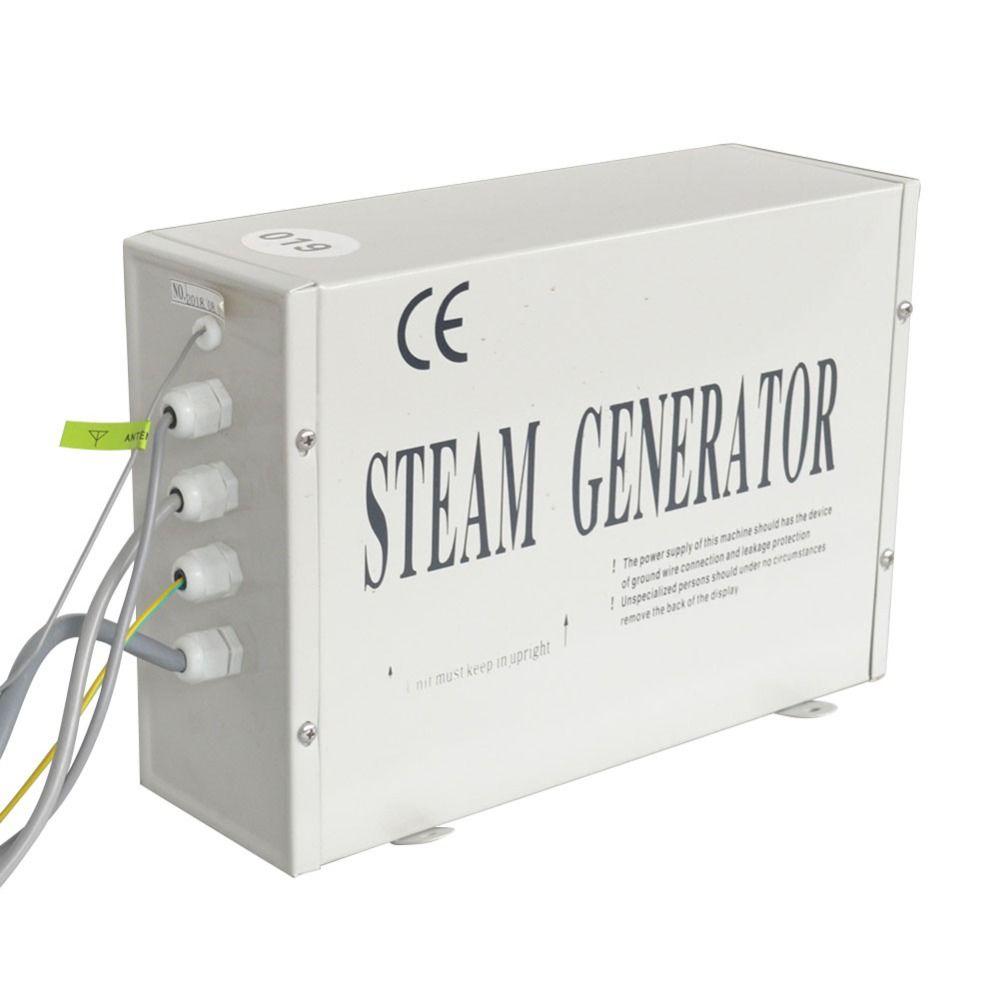 Steam Generator 3KW easy operation Sauna bath for home SPA sauna and bath