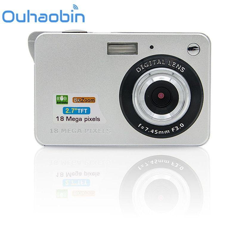 Ouhaobin 18 Mega Pixel 3.0MP CMOS sensor 2,7 zoll TFT LCD Bildschirm HD 720 P Digitalkamera Geschenk September 19