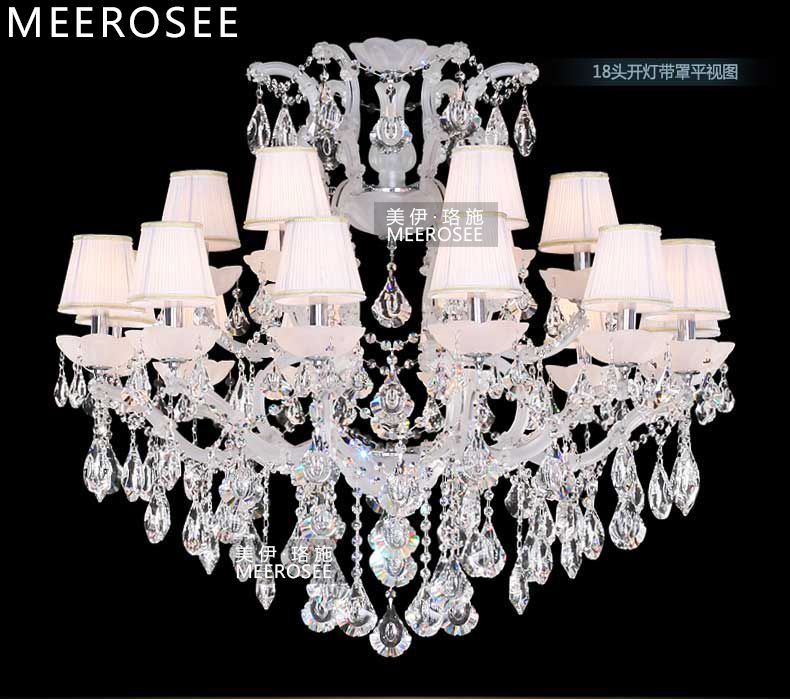 Klassische Kronleuchter Licht Leuchte Große Kristall Kronleuchter Beleuchtung Kristall Lampe für Foyer Restaurant Projekt Maria Theresia Lampe