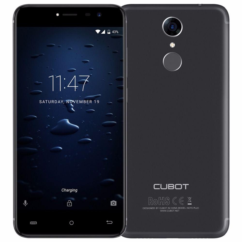 CUBOT Note Plus 4G Smartphone 5.2