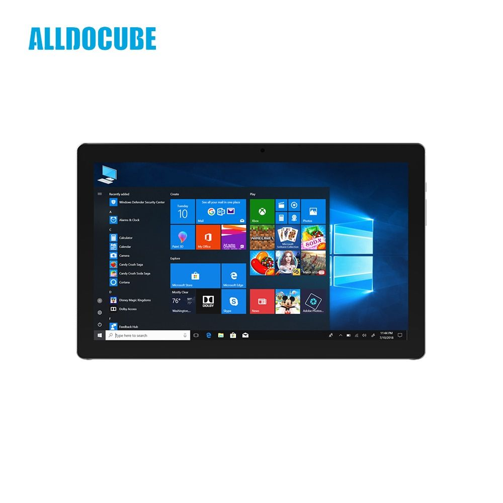 ALLDOCUBE KNote5 windows10 Tablet PC 11,6 zoll FHD 1920*1080 IPS Intel Gemini See N4100 Quad Core 4 gb RAM 128 gb ROM Dual WiFi