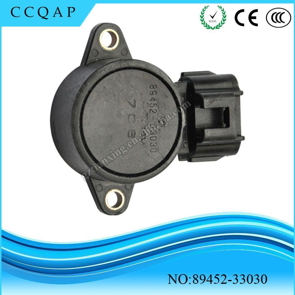 Throttle Position Sensor TPS 89452-33030 Pour Toyota Camry RAV4 Lexus ES300 RX300