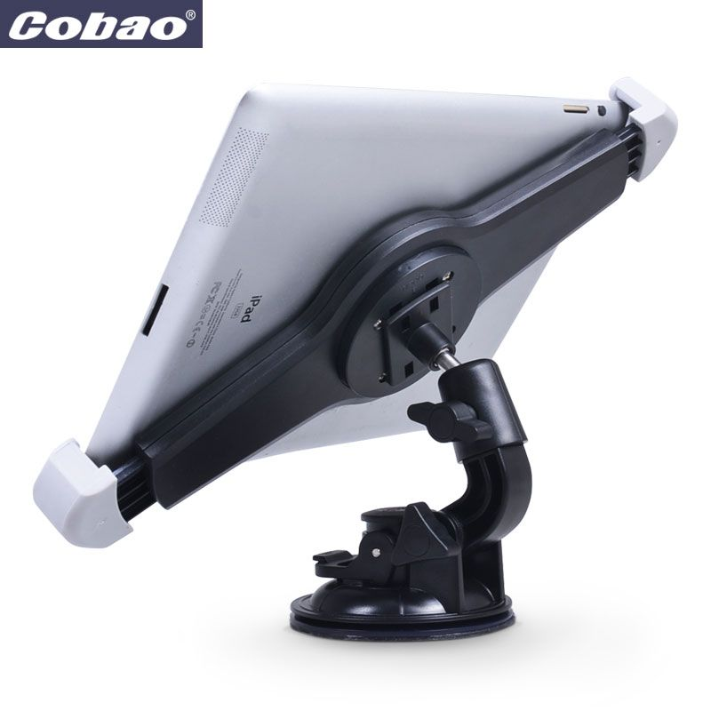 Universal windshield Car Tablet PC stand 360 degree Stand Holder for 9 10 10.1 11 inch tablet suitable for 9.7