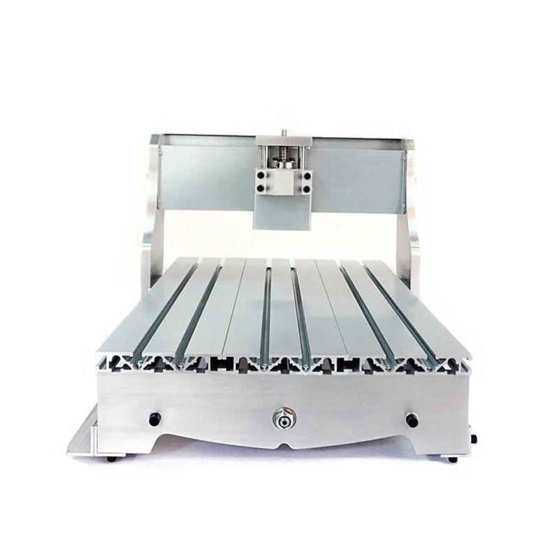 Mini CNC Gravur Maschine Teile 3040 Drehmaschine Bett Rahmen mit Ball Schraube DIY