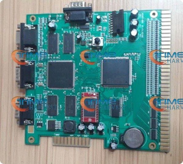Ultimative 5 in 1 Ver.1 Multi glücksspiel board/VGA spiel PCB 5 in 1 casino spiel pcb für LCD slot säulengangspielmaschine/glücksspiel maschine