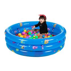 Piscina inflable bebé Piscina al aire libre Portable niños cuenca bañera niños Piscina bebé Piscina agua juego
