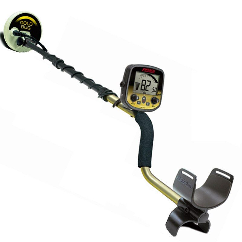 Pro Golddetektor Tiefe Erde Industrie-u Gold Metall Bug Detektoren