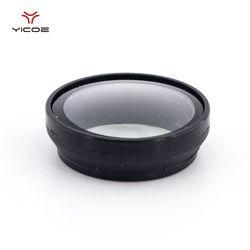 UV Filter Cover Lens Cover Protective Optical Glass Lens Case For SJCAM Wifi SJ4000 Eken H9 C30 Sport action Camera Accessories