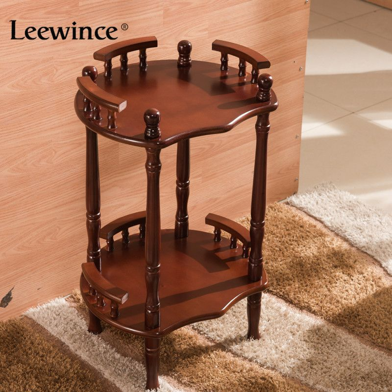 Leewince Storage Holders Multipurpose Shelf Display Rack Coffee Tables Corner Shelf Choice Products Furniture Console Tables