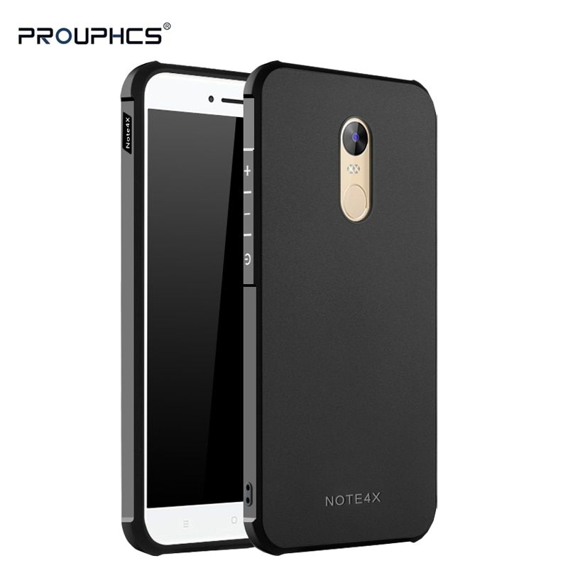 Prouphcs For Xiaomi Redmi Note 4X Case Soft Silicon TPU Case for Xiaomi Redmi Note 4X Full Protective Shockproof Case