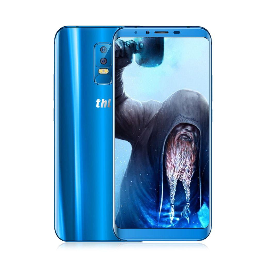 THL Ritter 2 4g Smartphone Android 7.0 6,0 zoll MTK6750 Octa Core 4 gb RAM 64 gb ROM 13.0MP + 5.0MP Kameras Fingerprint Scanner